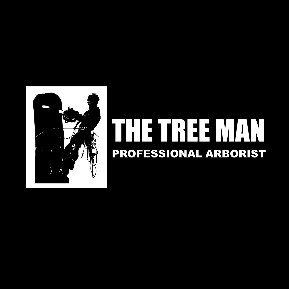 The Tree Man Logo
