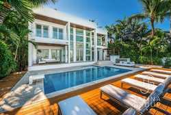 Miami Villa with Pool