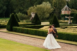 Norfolk wedding at Oxnead Hall