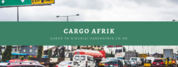 cargo to Nigeria from UK