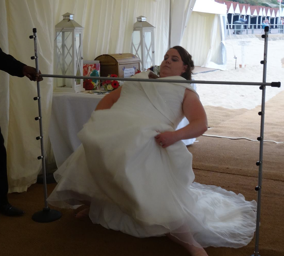Wedding Day Steelband hire