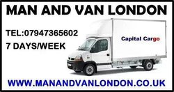man and van london uk