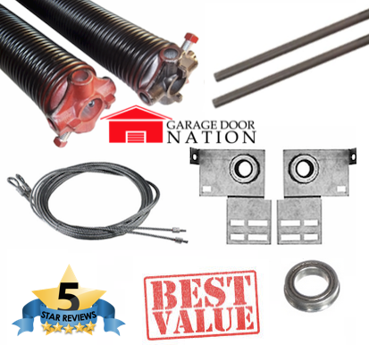 Garage Door Springs Kit