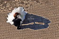 Kissing Shadows | Wedding Photography Bodrum