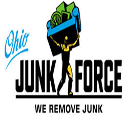 Ohio Junk Force Company Logo