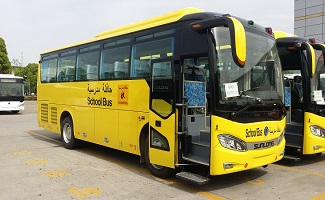 60 seater school bus