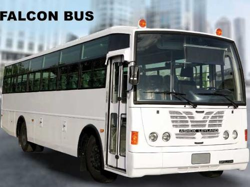 60 -66 Seater AC Labor bus