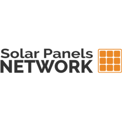 Solar Panels Network Logo