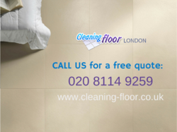 Cleaning Floor London
