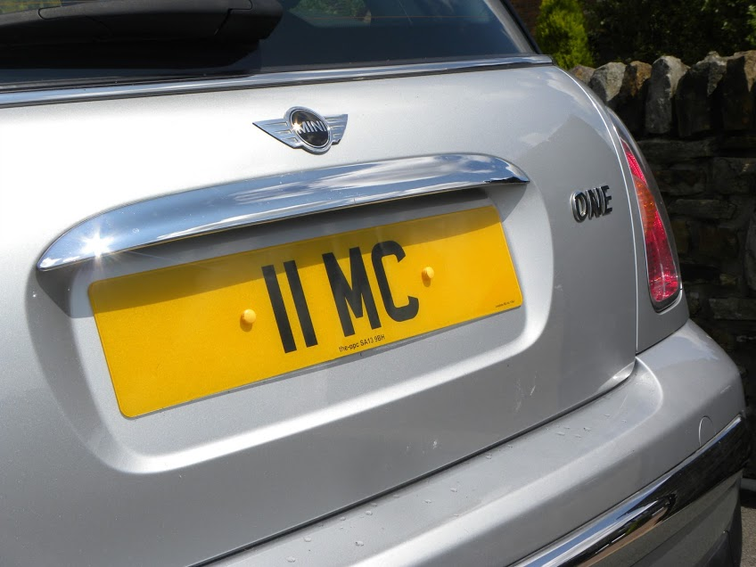UK Car registration