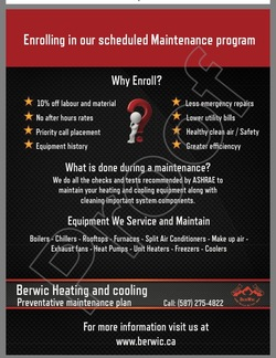 Berwic Heating and cooling
