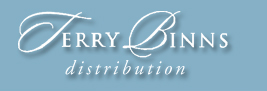 Terry Binns Distribution Logo
