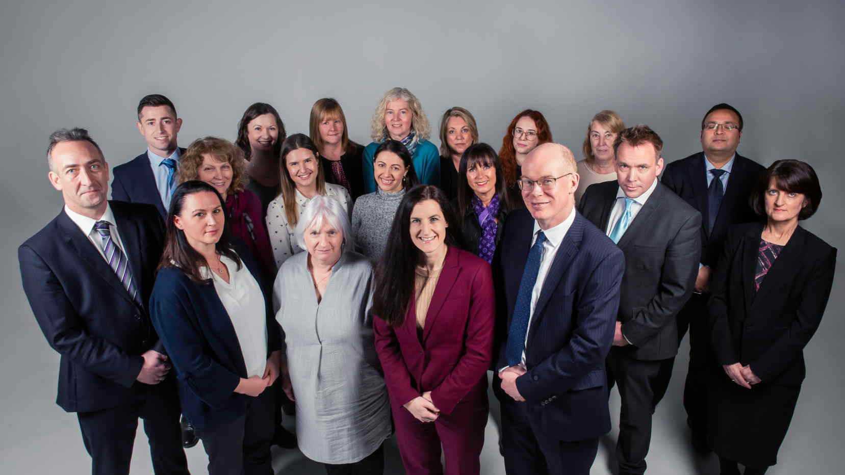 ELP Arbuthnott McClanachan office and staff