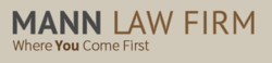Mann Law Firm Logo