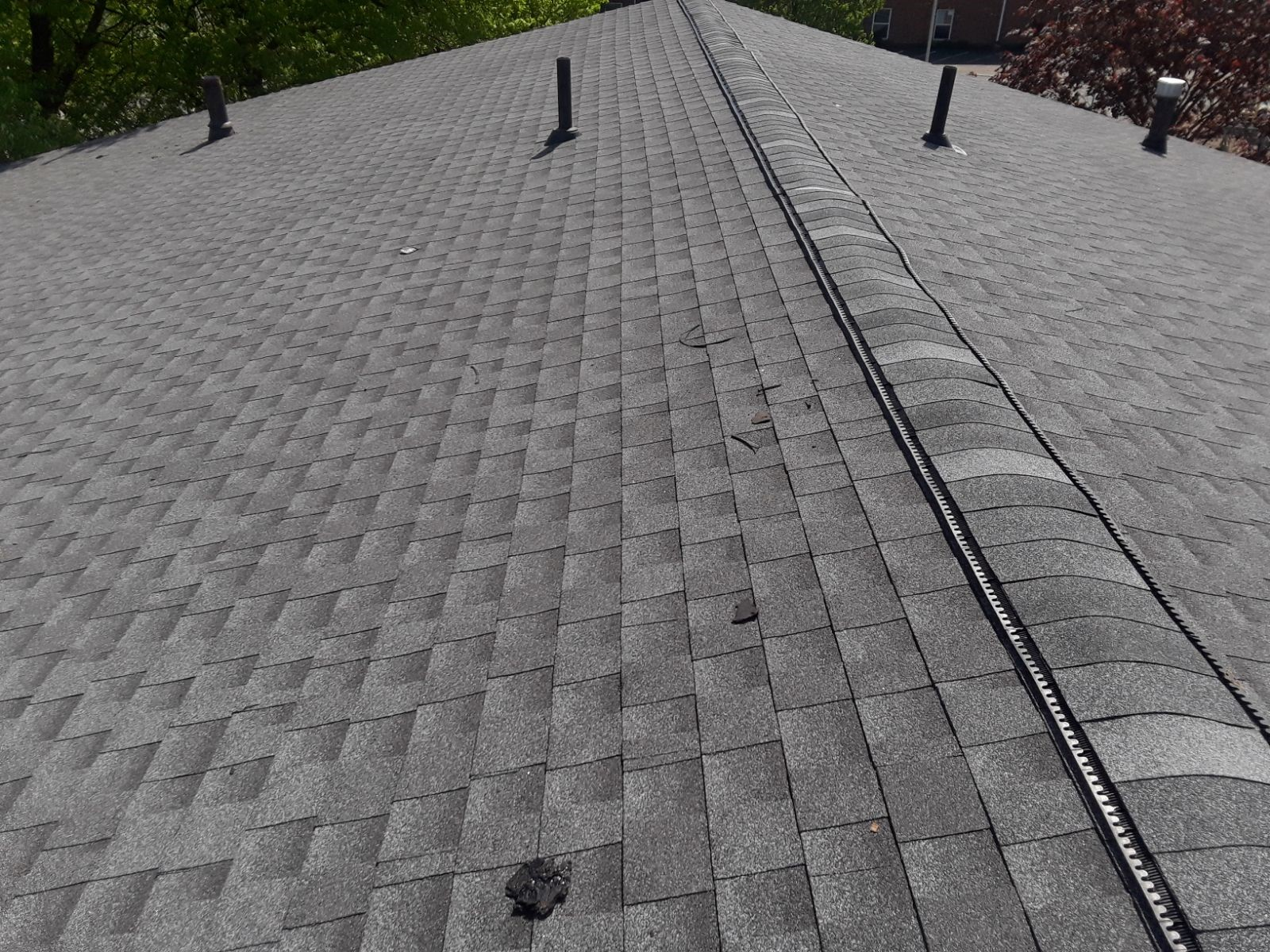 Commercial Shingle Roof Replacement Pittsburgh-PA
