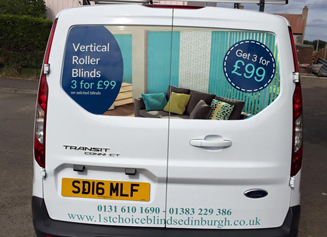 Custom Made To Measure Blinds
