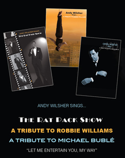 Rat Pack, Robbie Williams & Michael Buble Tribute
