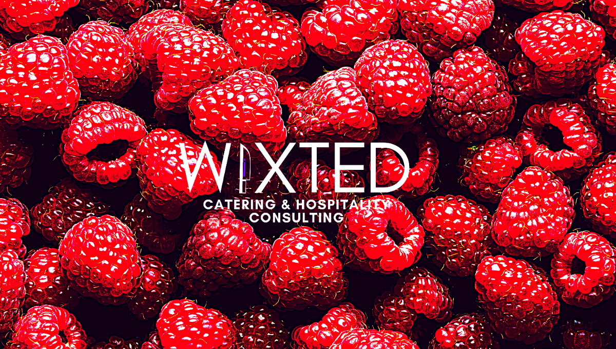 Wixted catering hero logo