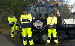 A-HESSCO Roadside Assistance  & Towing Innovations Team